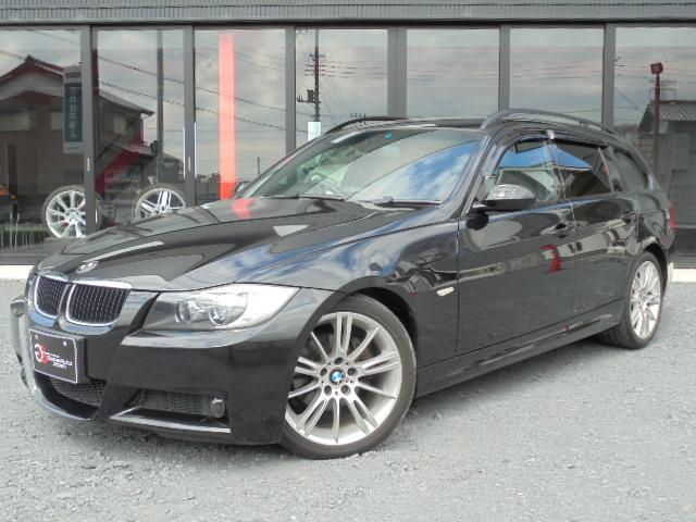 BMW 320iツーリング MスポーツPKG HDDナビ 地デジ