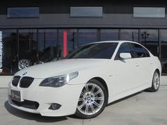 BMW525i MスポーツPKG SR DVDナビ 18AW