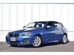 BMW118i Mスポーツ パーキングサポートPKG 純正ナビ