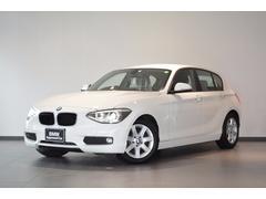 BMW116i 認定中古車 純正HDDナビ ミュージックサーバー