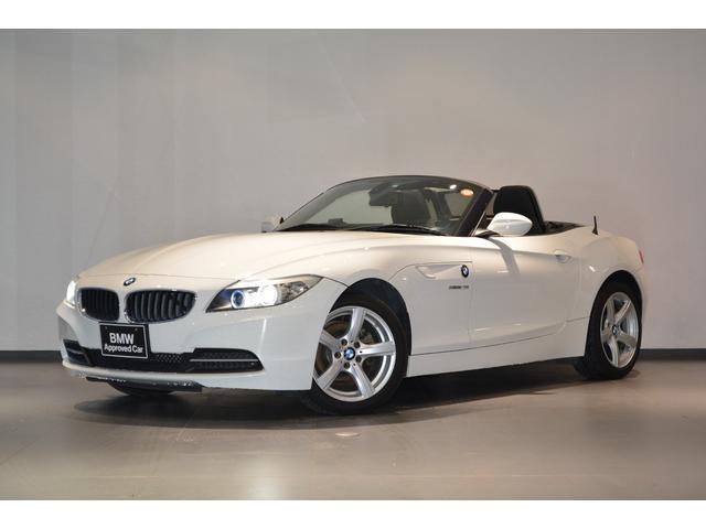 BMW sDrive23i 認定中古車 純正17AW パドルシフト