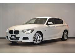 BMW116i Mスポーツ 認定中古車 社外ナビ Rカメラ ETC