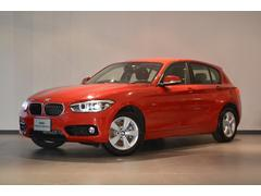 BMW118d スポーツ 登録済未使用車 Pアシストパッケージ