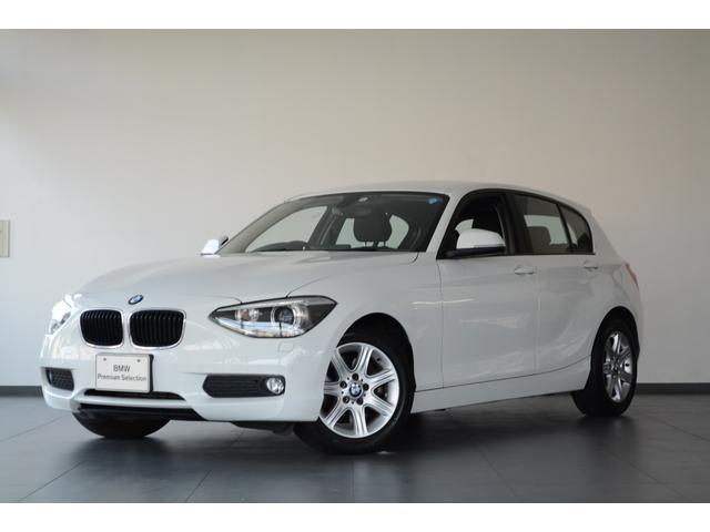 BMW 116i 認定中古車 弊社元管理車両 純正HDDナビ ETC