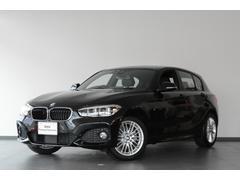 BMW118d Mスポーツ 正規認定中古車 登録済み未使用車