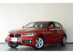 BMW118d スポーツ 正規認定中古車 登録済み未使用車 ACC