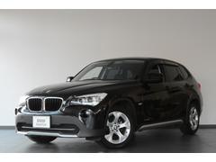 BMW X1sDrive 18i xLine コンフォA 社外HDDナビ