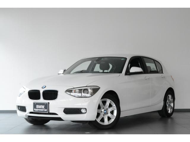 BMW 116i 正規認定中古車 キセノンヘッドライト ETC