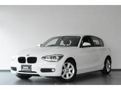 BMW116i 正規認定中古車 キセノンヘッドライト ETC