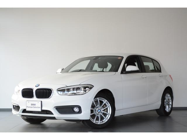 BMW 118i 認定中古車 純正HDDナビ Bカメラ リアPDC