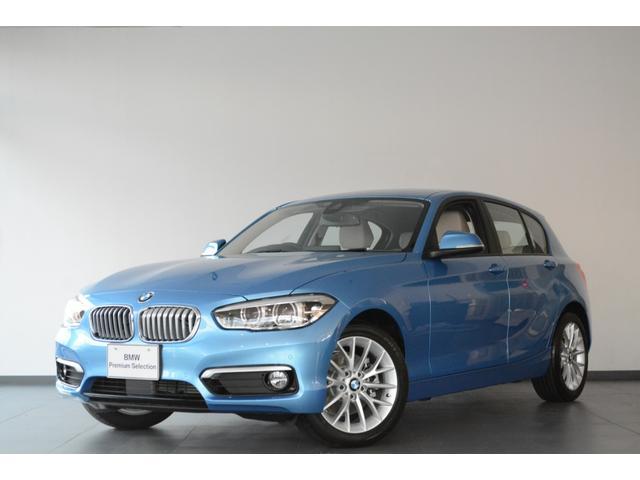 1シリーズ(BMW) 118d スタイル 中古車画像