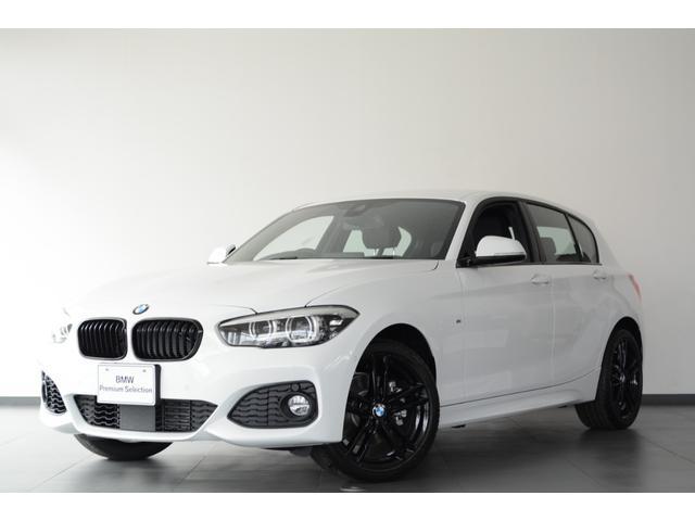 BMW 118i Mスポーツ エディションシャドー 登録済未使用車