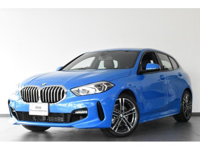 BMW 118i 登録済未使用車 衝突軽減B Bカメラ PDC
