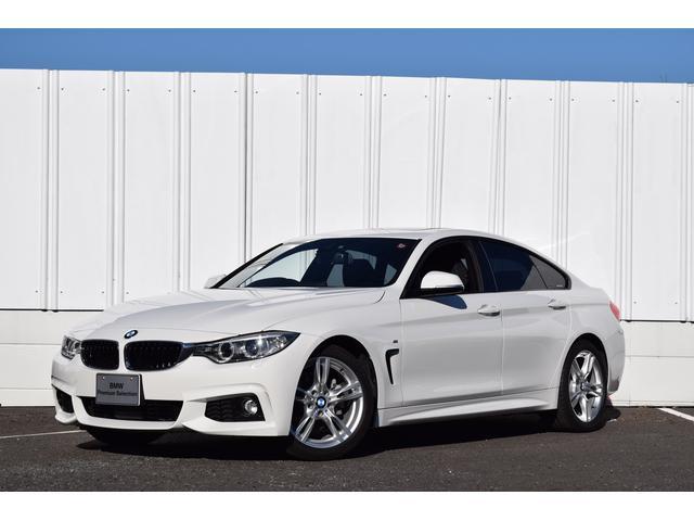 BMW 420iグランクーペMスポーツ 認定中古車 サンルーフ