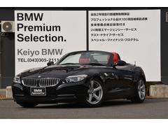 BMW Z4sDrive23i 地デジ 赤レザーシートカバー ETC