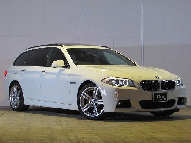 BMW 535iツーリング Mスポーツ Pサンルーフ 認定中古車