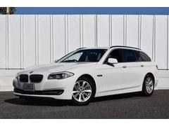 BMW523dツーリングハイライン 黒革 地デジ ナビ 認定中古車