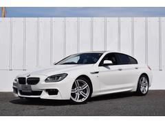 BMW640iグランクーペ Mスポーツ LED サンルーフ ACC