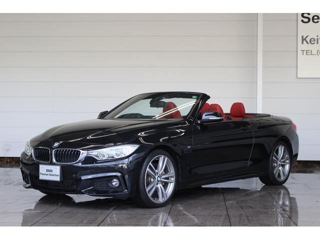BMW 435iカブリオレ Mスポーツ 認定中古 LED ACC