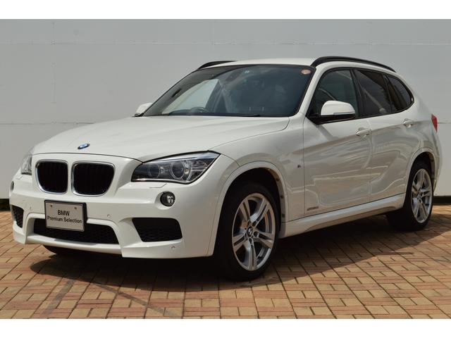 BMW sDrive 18i Mスポーツ 認定中古 前後PDC BC