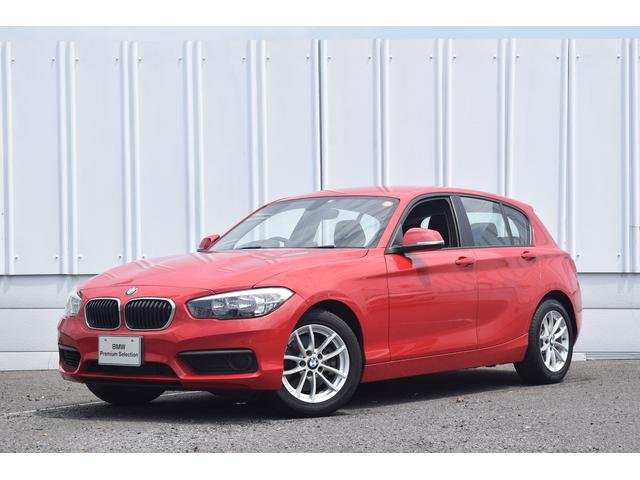 BMW 118i 認定中古車 HDDナビ Bカメラ ETC