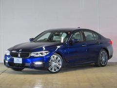 BMW523d Mスポーツ ハイラインパッケージ ホワイトレザー