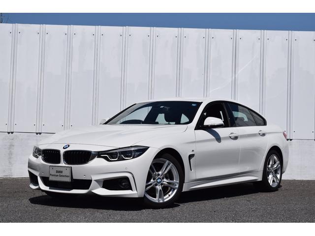 BMW 420iグランクーペ Mスポーツ デモカー LED ACC