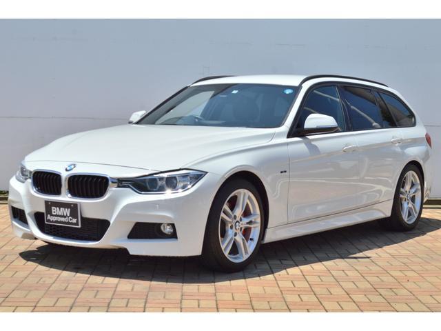 BMW 認定中古車 320iツーリング Mスポーツ アルミペダル