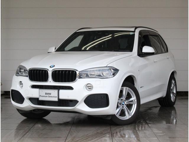 BMW xDrive 35d Mスポーツ 法人1オーナー サンルーフ