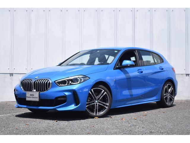 BMW 118i Mスポーツ 試乗車デモカー コンフォートPKG ナビPKG LEDライト 運転席電動シート ACC ETC2.0