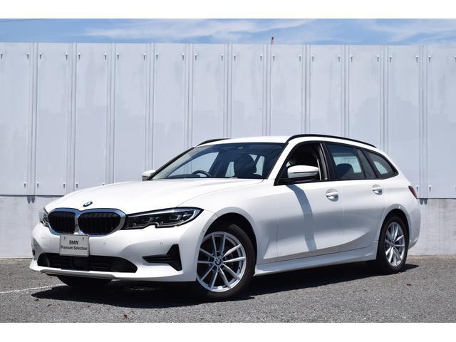 BMW 3シリーズ 320d xDriveツーリング 1オ-ナ- LEDライト ACC 衝突軽減 17インチAW シートヒーター ミラーETC 衝突軽減ブレーキ