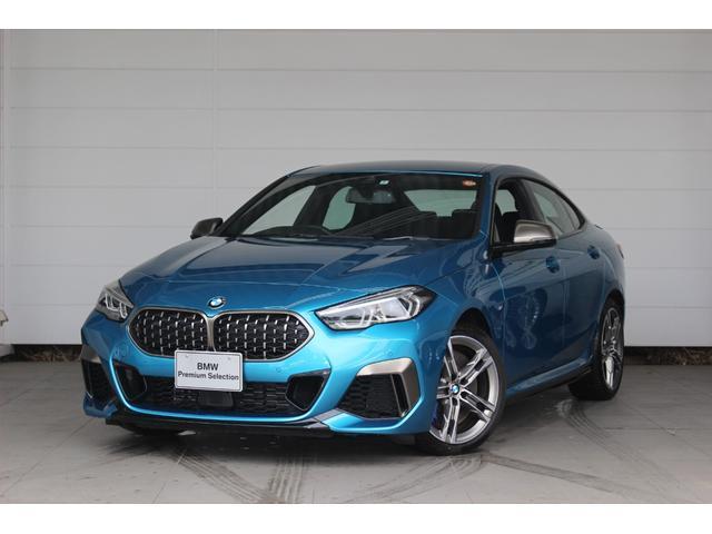 BMW M235i xDriveグランクーペ 認定中古車 デビューPKG 弊社試乗車 Mスポシート Mシートベルト ACC Mスポーツブレーキ ドライバーアシスト