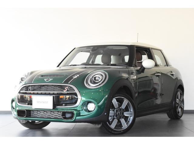 MINI(ミニ) クーパーSD 60イヤーズエディション 中古車画像