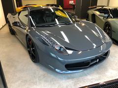 フェラーリ 458イタリアカーボンレーシングシート LEDステアロベルタ アクロボ