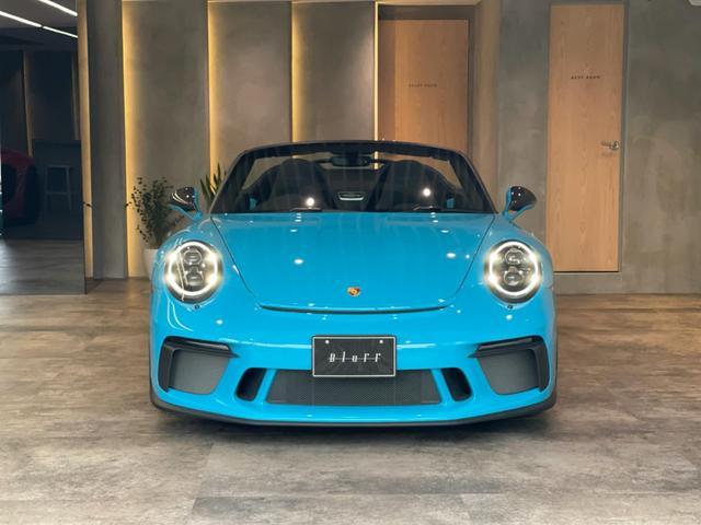 911カレラ(ポルシェ) スピードスター 中古車画像