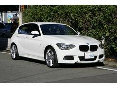 BMW120i Mスポーツ ナビ ETC コンフォートエントリー