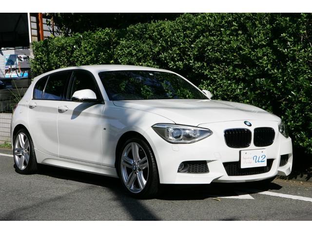 BMW 1シリーズ 120i Mスポーツ 純正ナビバックカメラ ...