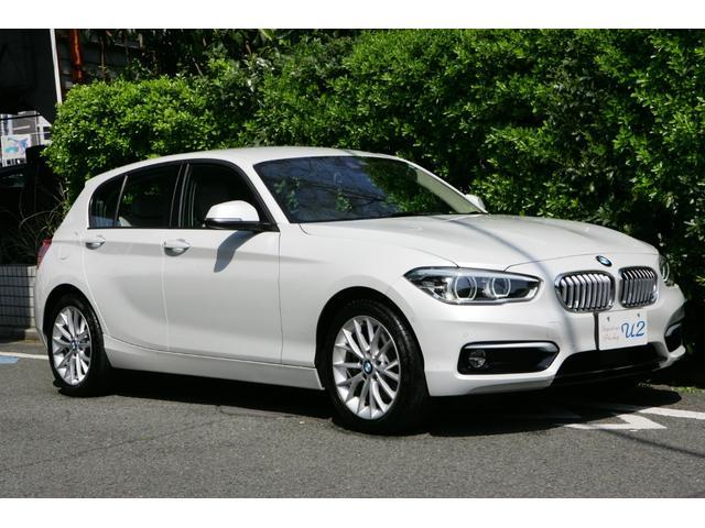 BMW 1シリーズ 118d ファッショニスタ ワンオーナー・バックカメラ ミラーETC・Bluetooth・360度障害物センサー・前後純正ドラレコ・コンフォートエントリー・衝突軽減ブレーキ・車線逸脱警告