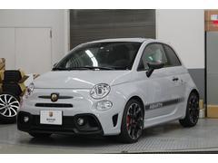 アバルト アバルト595コンペティツィオーネ 新車保証継承 左H 5MT レコモン