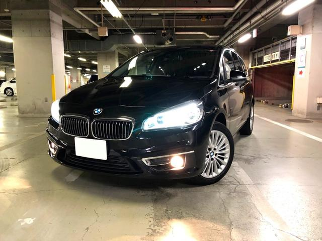 BMW 220iグランツアラー ラグジュアリー アドバンスドP