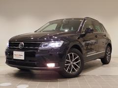 VW ティグアンコンフォートライン アップグレードパッケージ 試乗車 純ナビ