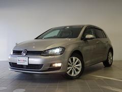 VW ゴルフTSIコンフォートライン 純正ナビ 自動追従 認定中古車