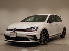 VW ゴルフGTIクラブスポーツ ストリートエディション Rカメラ 認定中古車