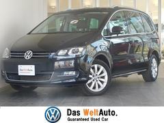 VW シャランハイライン  認定中古車 フルセグナビ ETC ハーフレザー