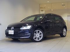 VW ゴルフミラノエディション 純正ナビ キセノン 認定中古車