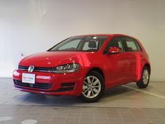 VW ゴルフ40thエディション 限定車 純ナビ キセノン 認定中古車