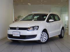 VW ポロTSIコンフォートライン SDナビ ETCRカメ 認定中古車