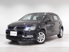 VW ポロTSIコンフォートラインアップグレードパッケージ 認定中古車
