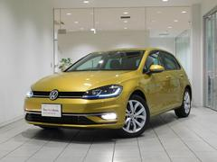 VW ゴルフTSIハイライン LED 自動追従 認定中古車