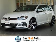VW ゴルフGTI登録済未使用車 DCC テクノロジー オリックスH